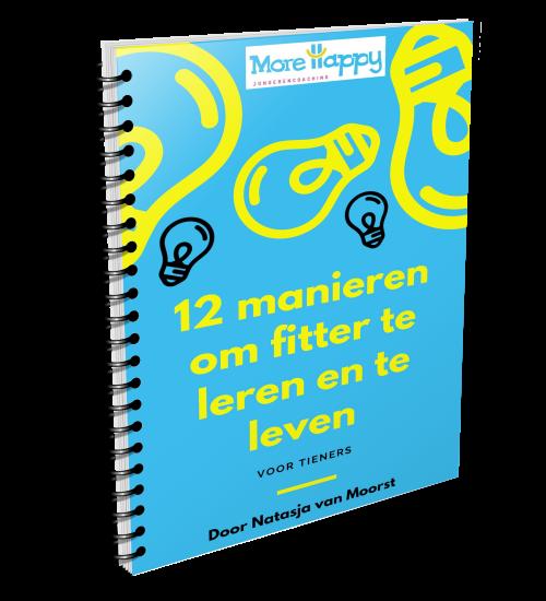 e book 12 manieren om fitter te leren en te leven
