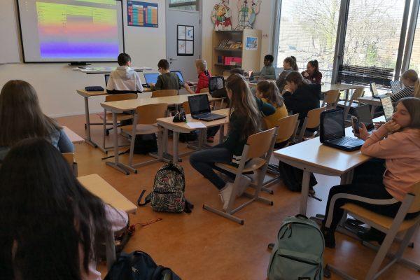 online training voor jongeren